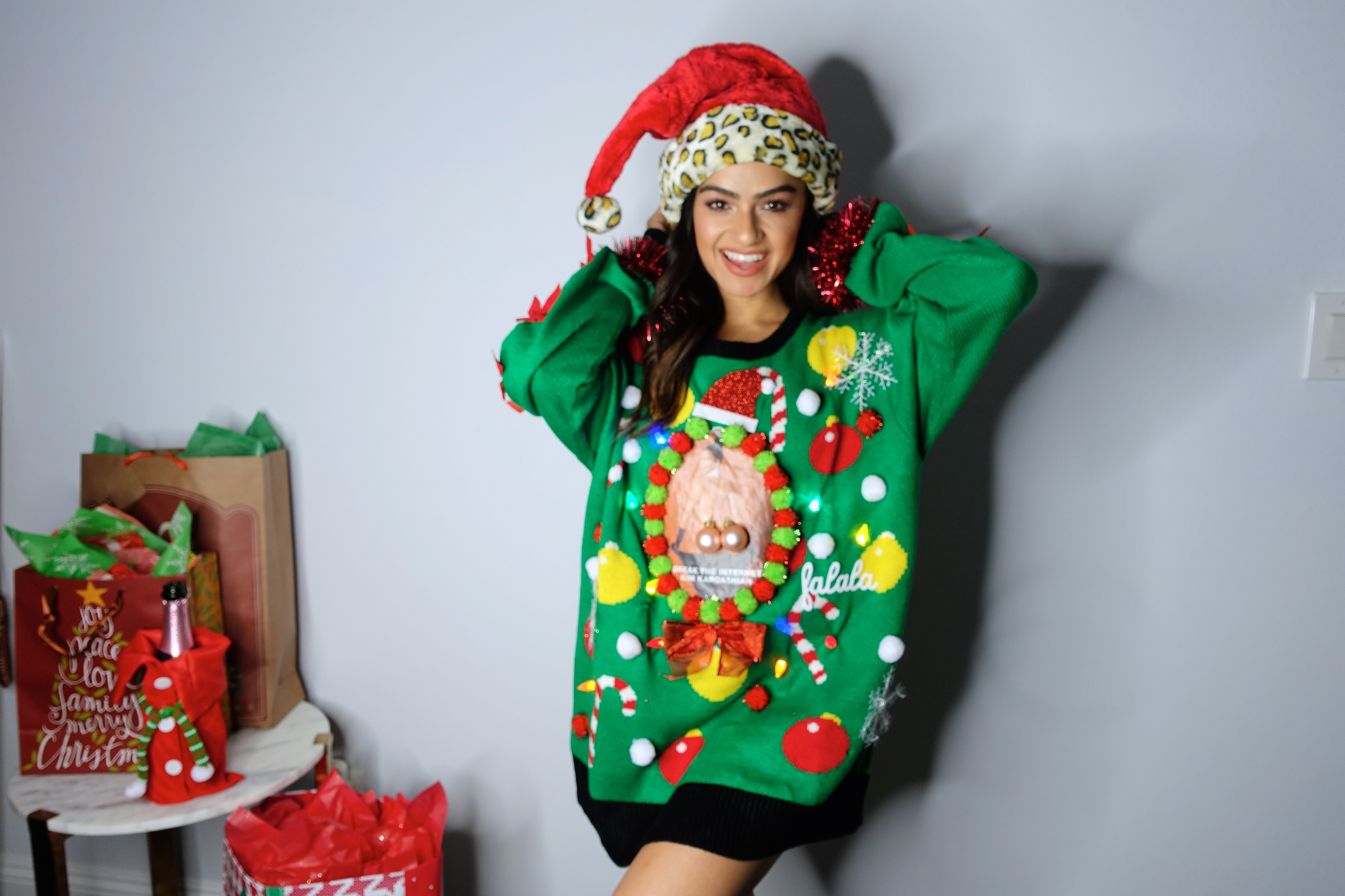 Ugly Christmas Sweater DIY | Pepperpout